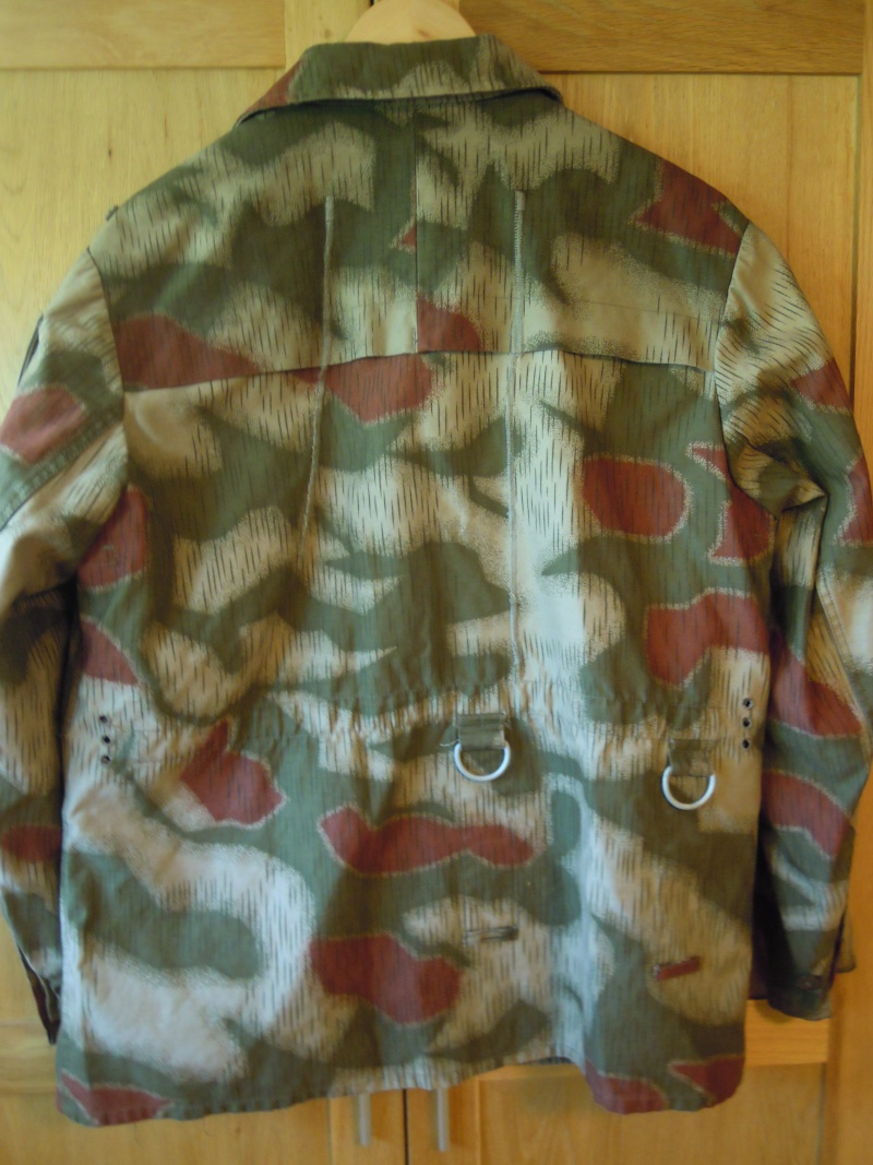 Example of one ,,cut up,, BGS Sumpftarn jacket Dscn1860