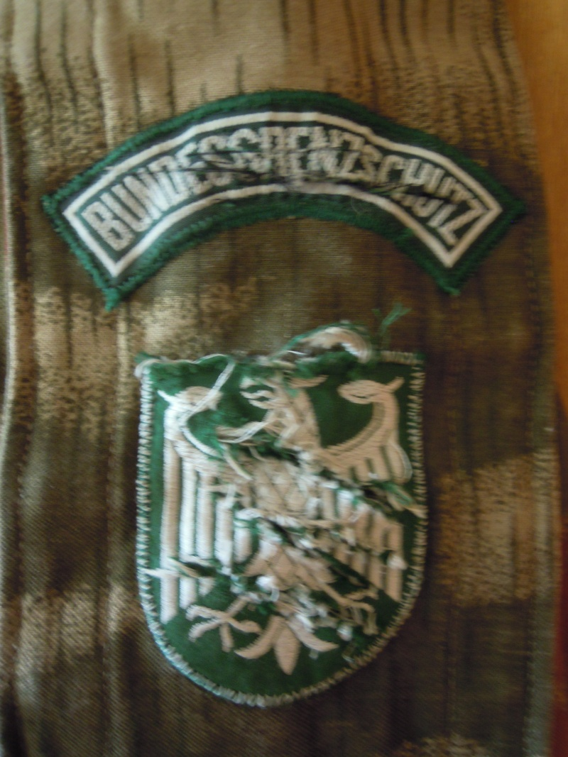 Example of one ,,cut up,, BGS Sumpftarn jacket Dscn1861