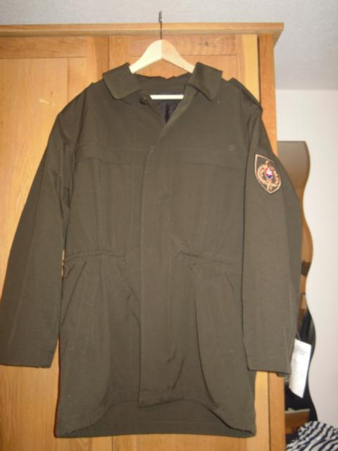 Slovakian M98 Fall/Winter Service-Jacket K640_d29