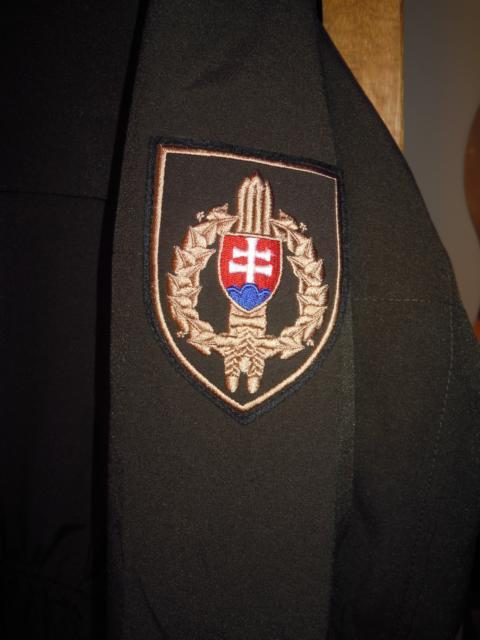 Slovakian M98 Fall/Winter Service-Jacket K640_d30