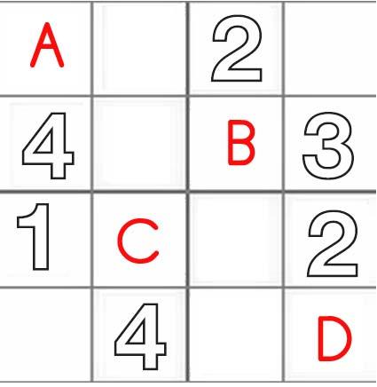 Chasse au trésor Siralyenne Sudoku10