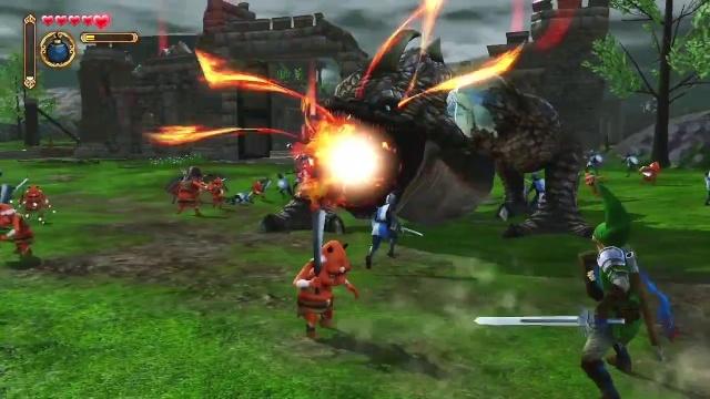 Zelda Musou alias Hyrule Warriors sur Wii U 110