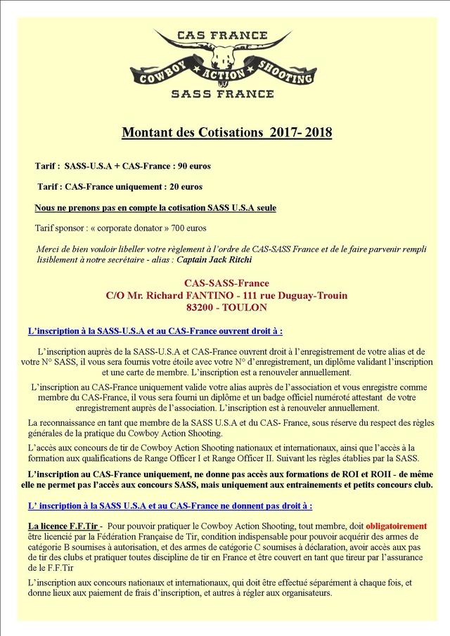 INSCRIPTION SASS - CAS France Insrip10