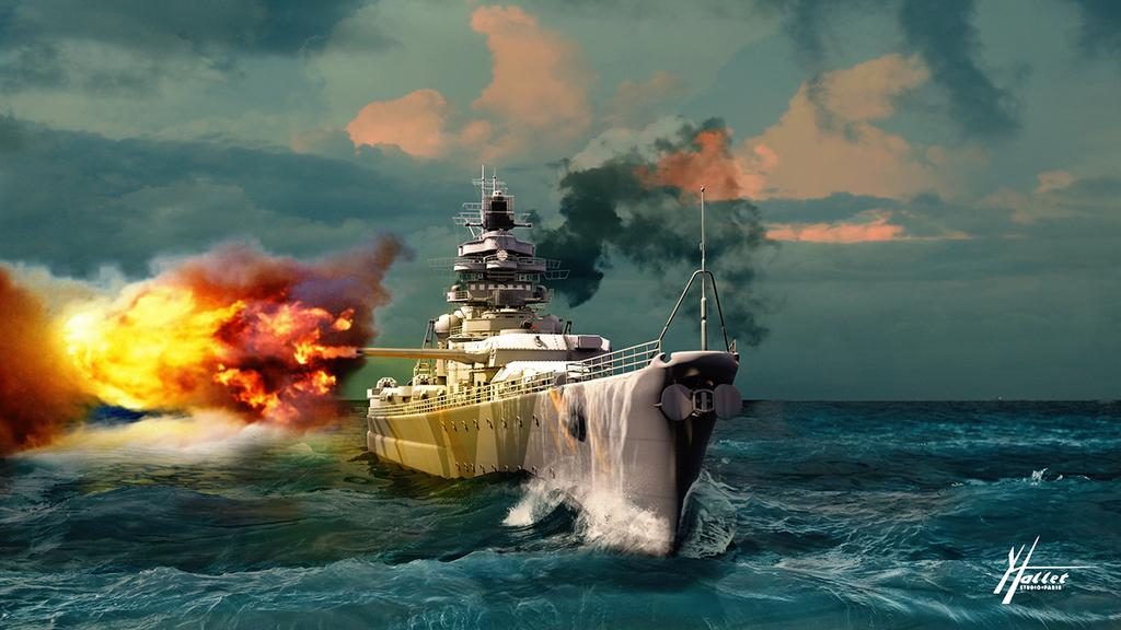 la marine ancienne Tirpit10