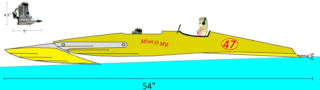 OS FS30 marine conversion - Page 2 Miss_o10