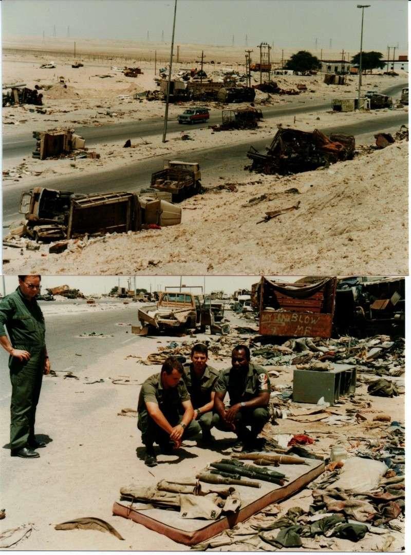Banque d'image de la guerre du golfe Armae_19