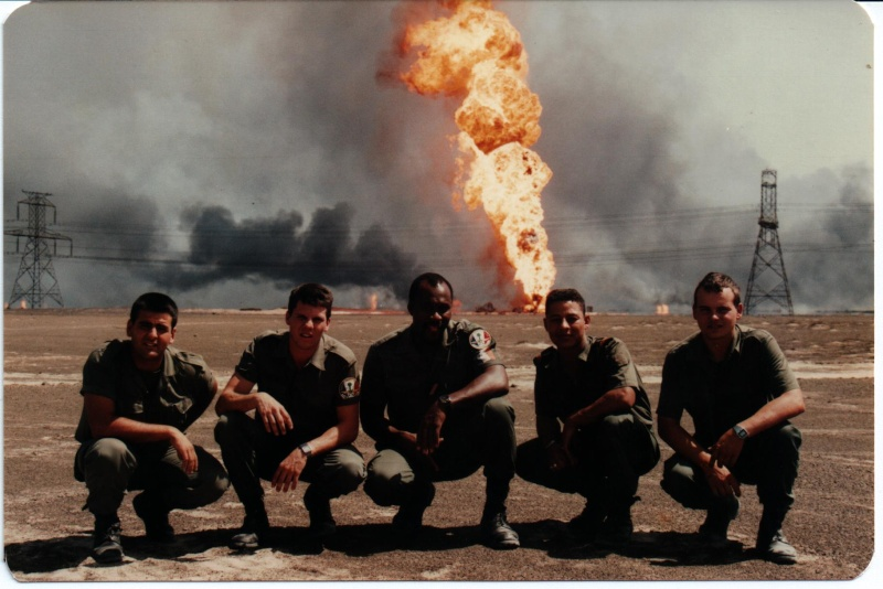 Banque d'image de la guerre du golfe Armae_51