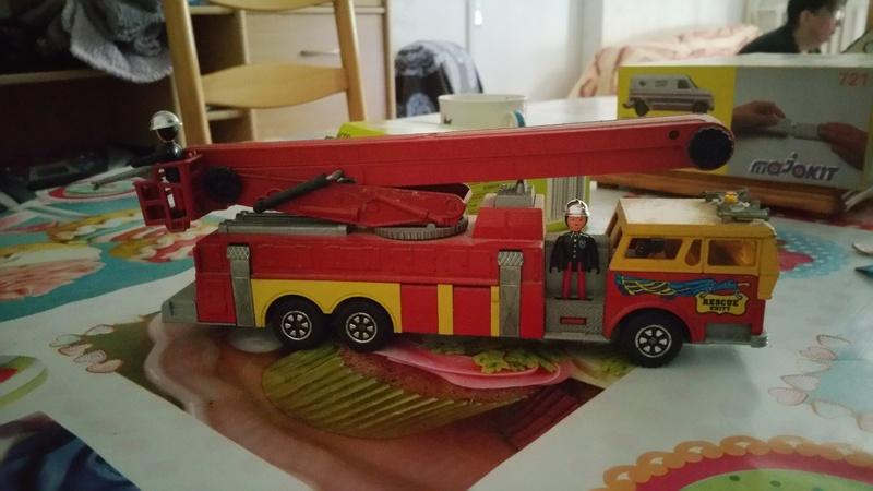 N°3091 1972`Ward La France Incendie Nacelle 20170515