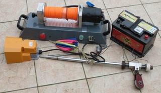 treuil complet avec batterie-VENDU Treuil14