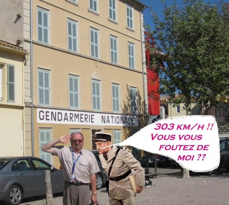 le 9 MARS ,roulage au circuit PAUL RICARD - Page 6 Gendar10