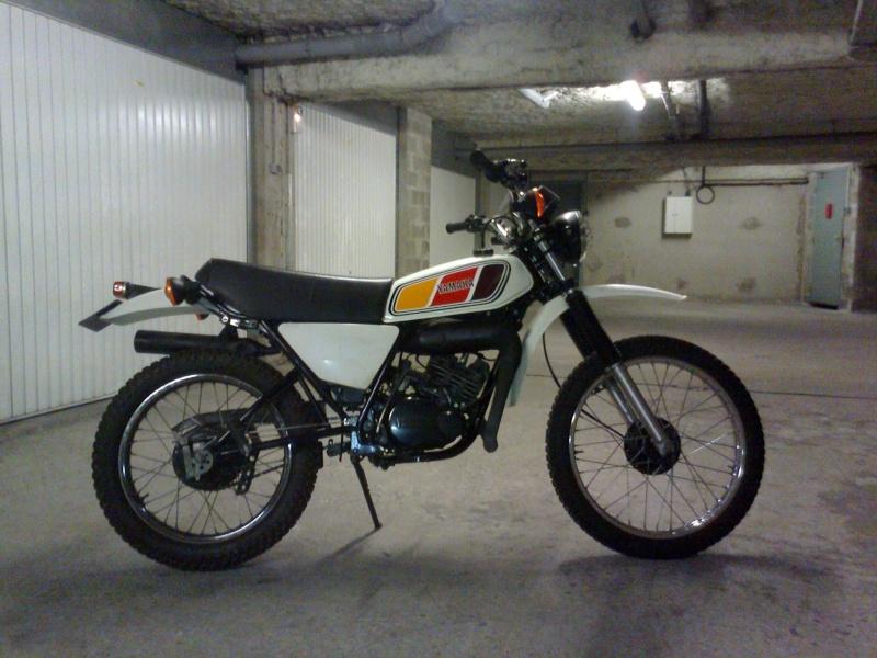 DTMX 125cc Membres / Mod. 1977 Photo012