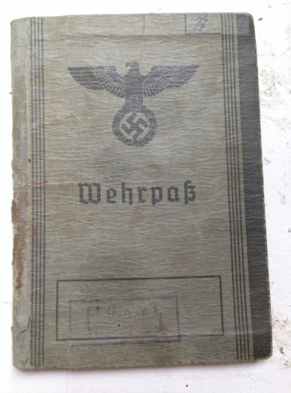 Wehrpass et documents ss Img_1112