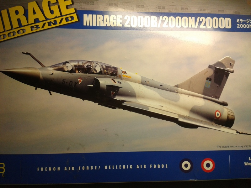 Mirage 2000 B colours 2014-010