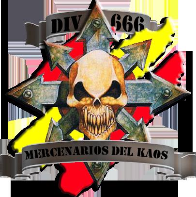 DIVISION 666 MERCENARIOS DEL KAOS