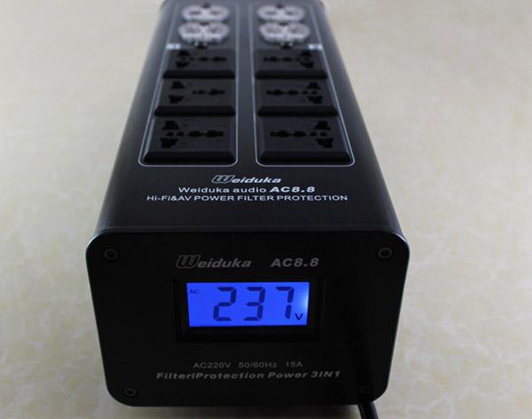 Weiduka AC8.8 Power Conditioner & NEW 2017(1Yr 1-1 Exchange),MK Plug top (NEW LOWER $ !) Weiduk10