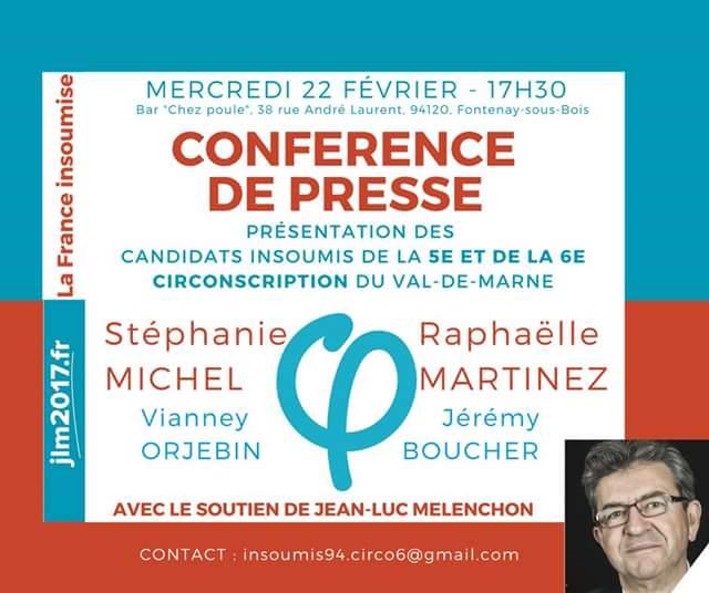Législatives 2017 - Stéphanie Michel - France Insoumise Fb_img10