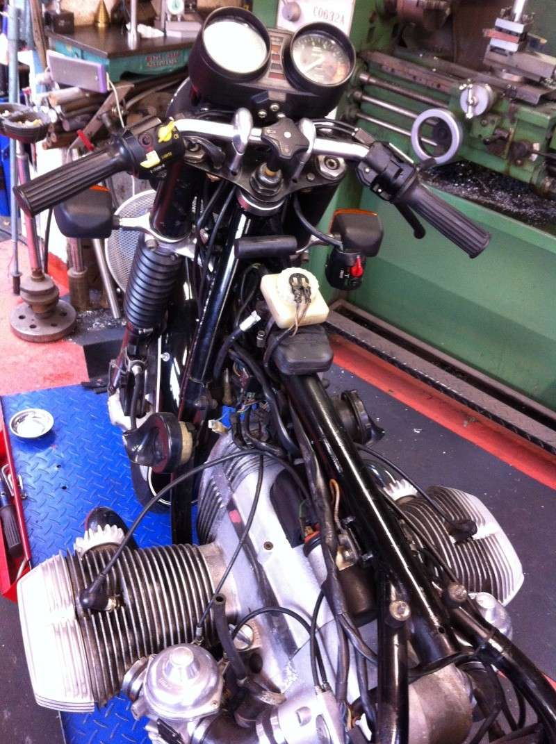 Transformation cafe racer bmw R100/7RS Img_0610