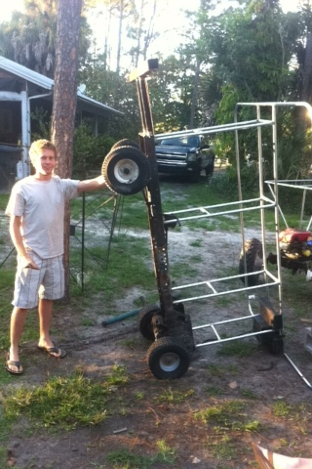 """""""Southern Styled"""" & """"Don't Judge""""  Double Florida Style Swamp Buggy build Image16"""