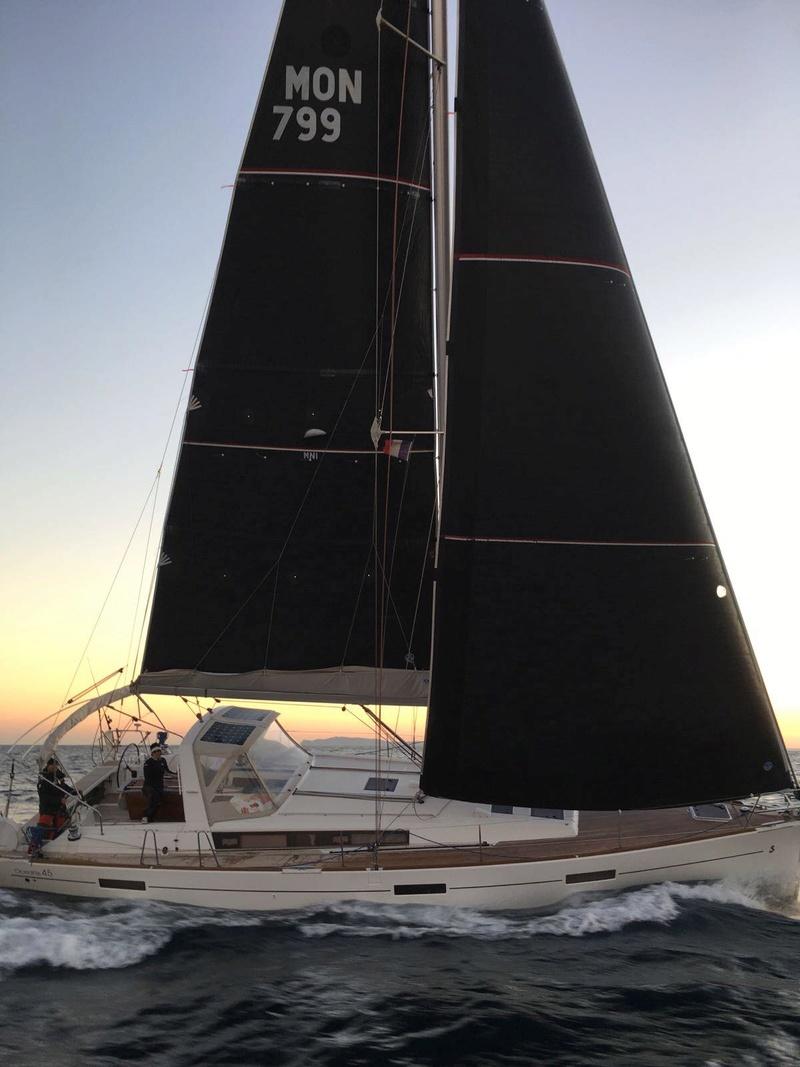Oceanis 45 (Squiz) à vendre ! 15732711
