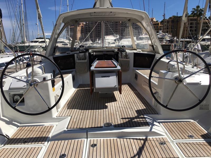 Oceanis 45 (Squiz) à vendre ! Img_5313