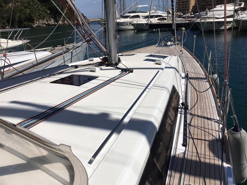 Oceanis 45 (Squiz) à vendre ! Img_5314