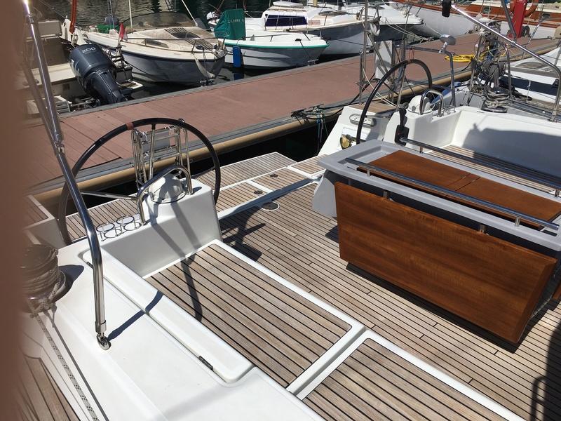 Oceanis 45 (Squiz) à vendre ! Img_5315