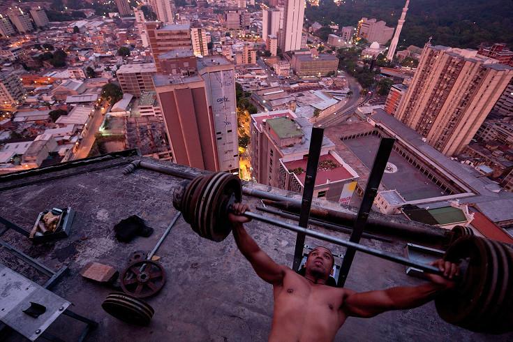 La tour de David - Caracas - Venezuela 3358_c10