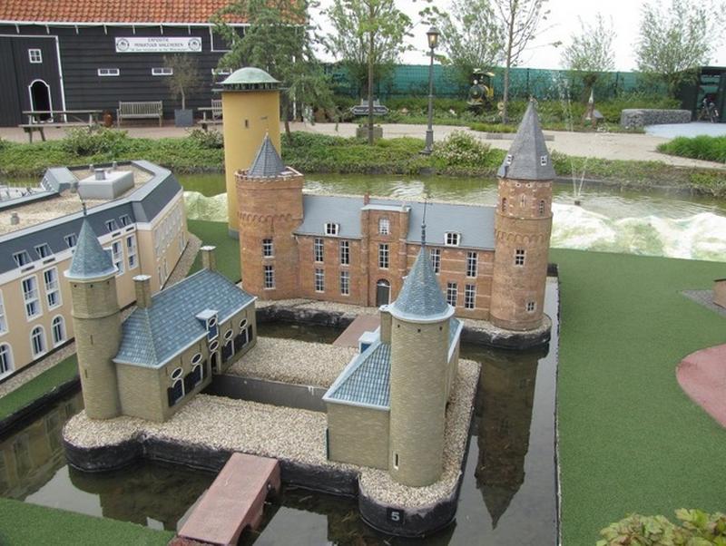 Miniature Walcheren (Mini Mundi) à Middelburg - Pays Bas 62885610