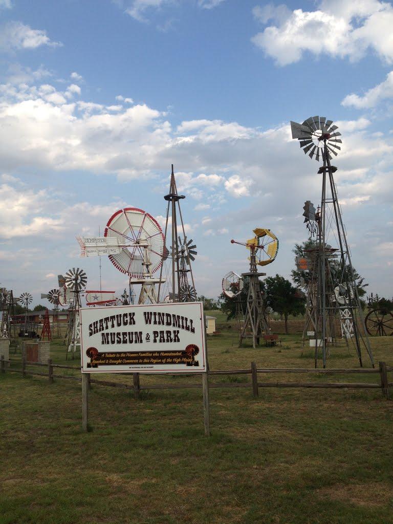 Le musée des moulins à vent - Shattuck - USA 92779510