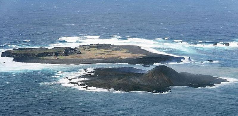 Une nouvelle île émerge au large du Japon Articl10