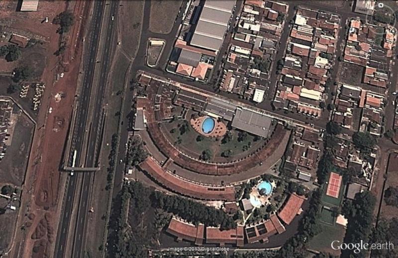 Hôtel des bleus à Ribeirão Preto, État de São Paulo - Brésil - Coupe du monde Bleu10