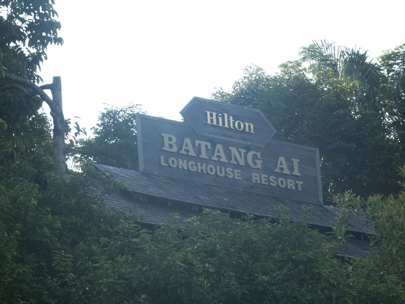 Les Dayaks - Bornéo Borneo14