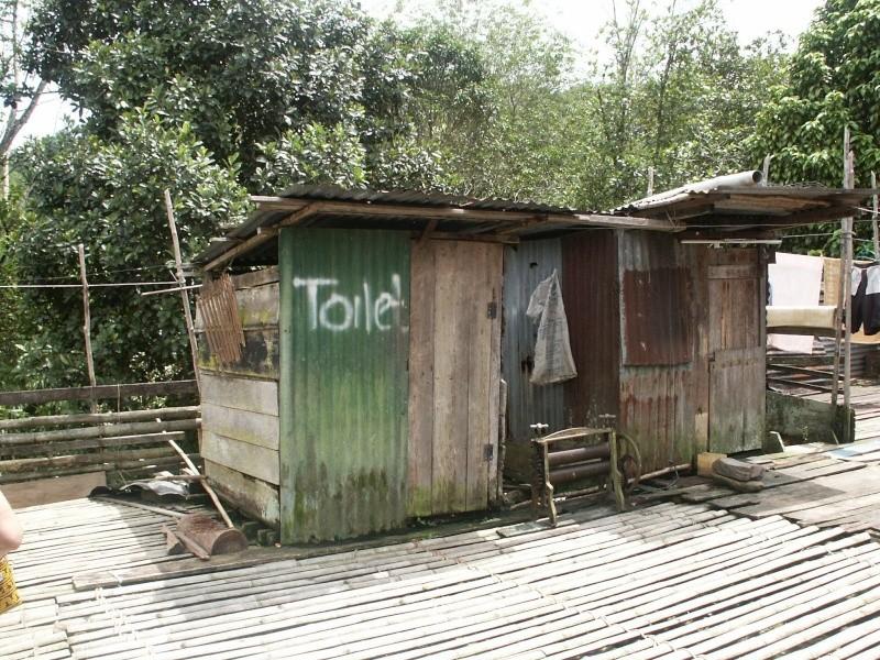 Les Dayaks - Bornéo Borneo16