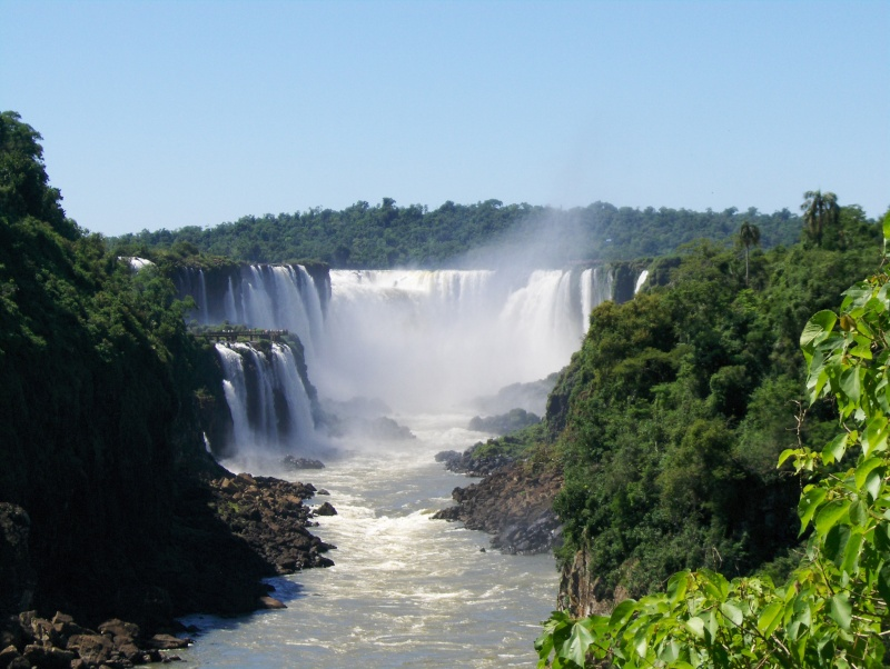 Chutes d'Iguaçu - Argentine / Brésil Bresil11