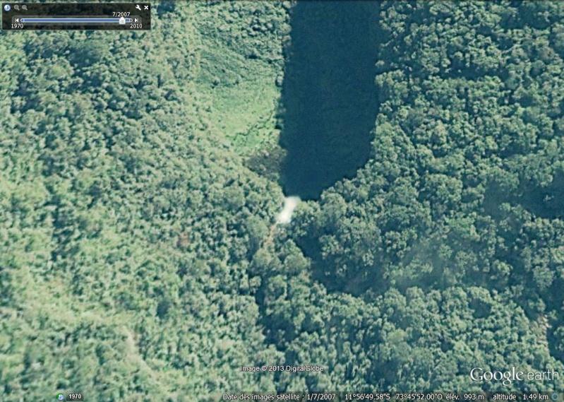 Les chutes de Tugela, Afrique du Sud Cascad10
