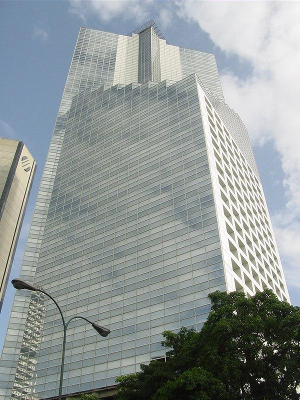 La tour de David - Caracas - Venezuela Centro10