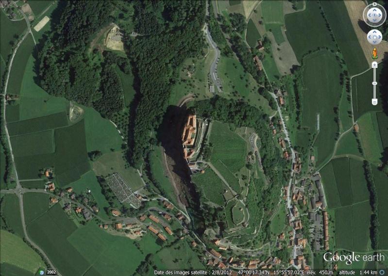 Le château de Riegersburg - Autriche Chatea10