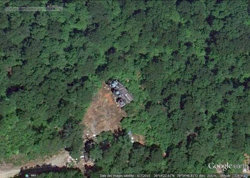 Château de Mont Rouge - Duhram - Caroline du Nord - USA Chatea11