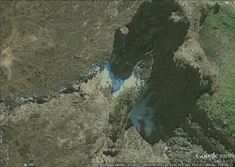Les chutes de Tugela, Afrique du Sud Chutes10