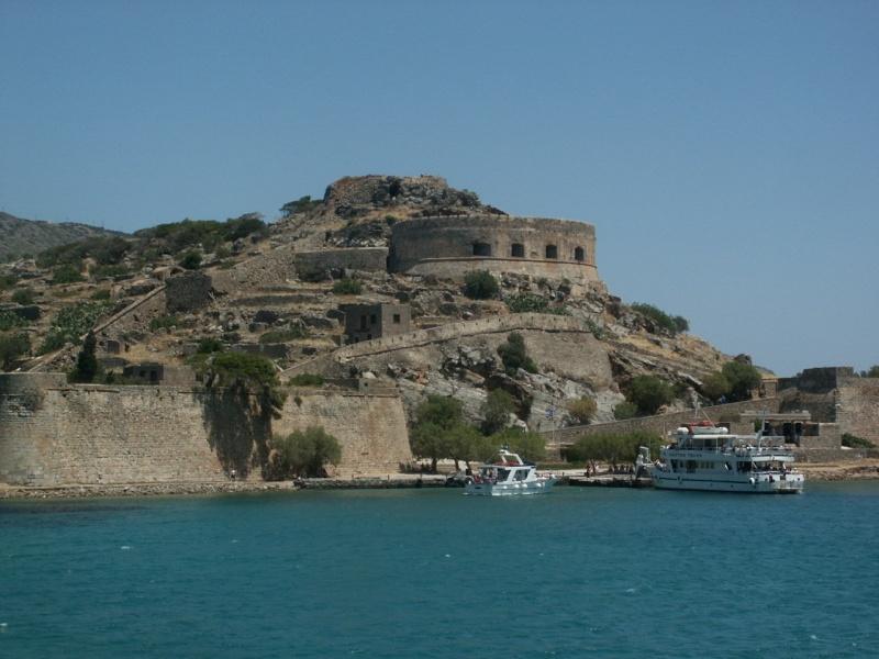 Ile de Spinalonga, Crète - Grèce Crete010