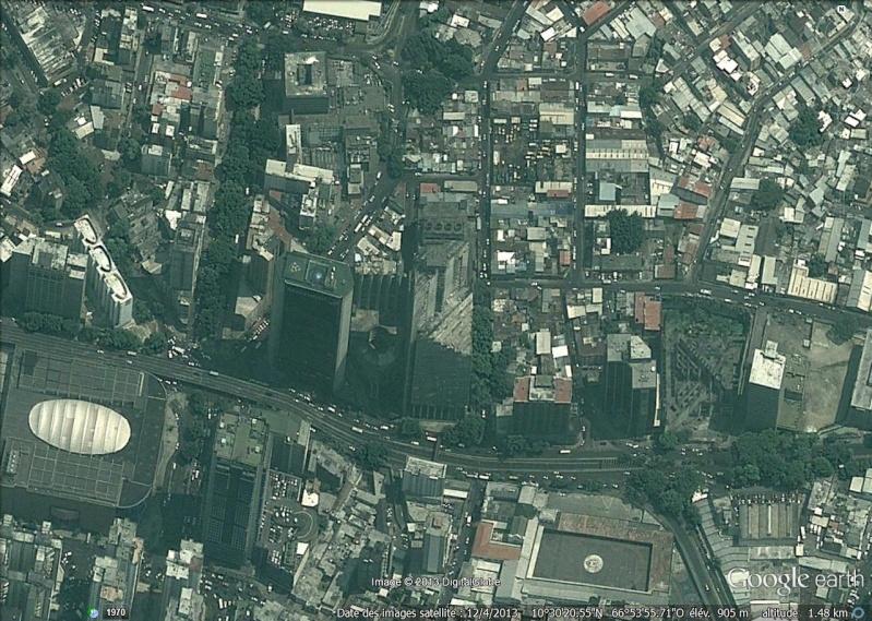 La tour de David - Caracas - Venezuela David10