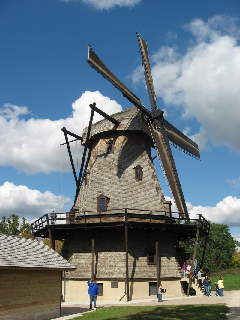 Le moulin Fabyan - Kane County - USA Fabyan17