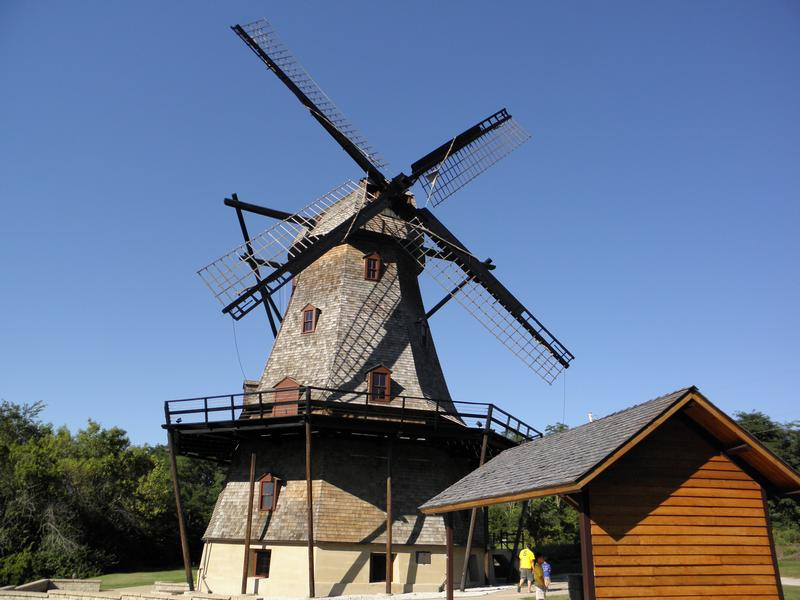 Le moulin Fabyan - Kane County - USA Fabyan18