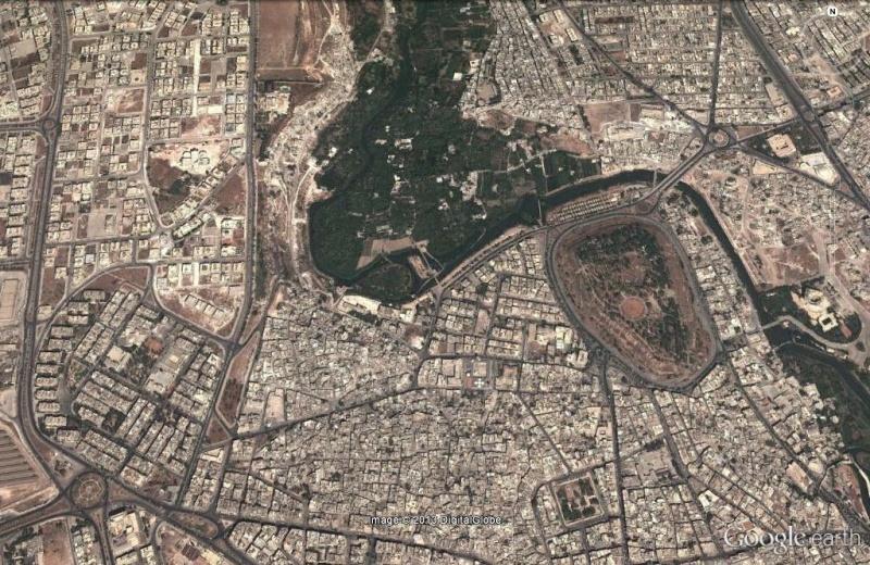 Hama la ville des norias Syrie Hama10