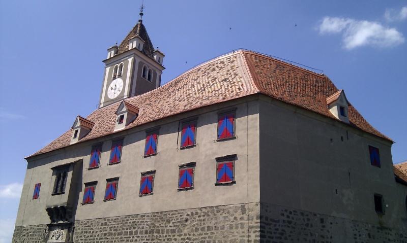 Le château de Riegersburg - Autriche Hochbu10