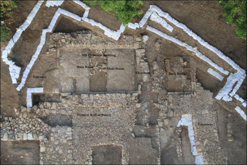 Une cave à vin plus vieille que la bible Kabri-11