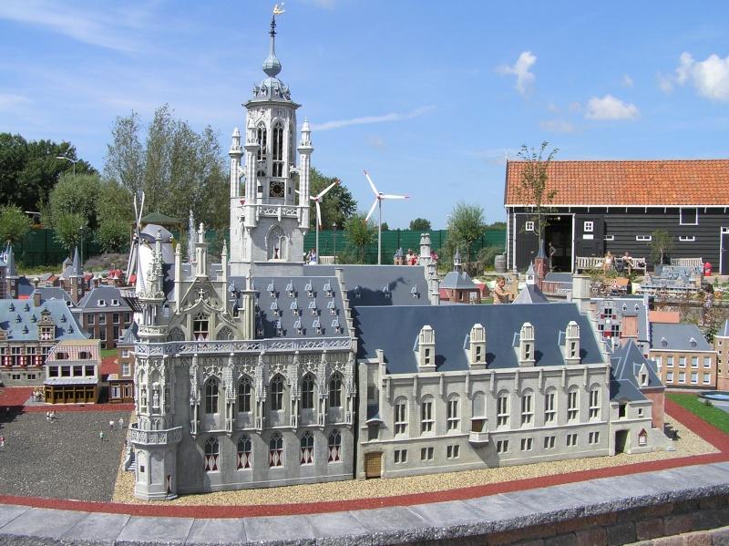 Miniature Walcheren (Mini Mundi) à Middelburg - Pays Bas Mini_m10