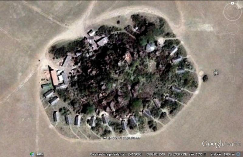 Campements de Safari - Tanzanie Olduva10
