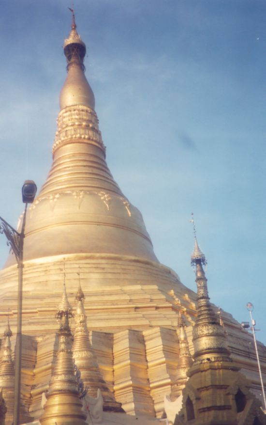 La pagode Shwedagon, Yangon, Birmanie Photo_15