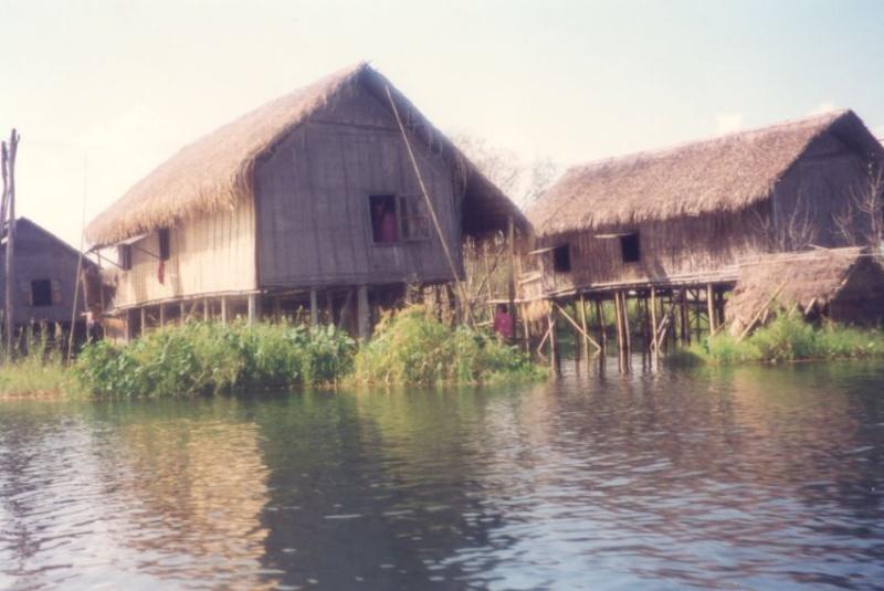 Le lac inlé - Myanmar Photo_37